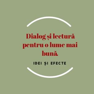 dialog si lectura